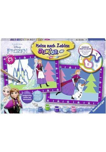 Ravensburger Malen nach Zahlen »Disney Frozen, Die Eiskönigin«, Made in Europe kaufen