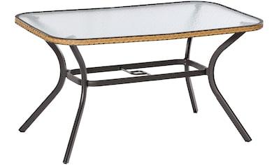 MERXX Gartentisch »Ravenna«, 85x150 cm kaufen