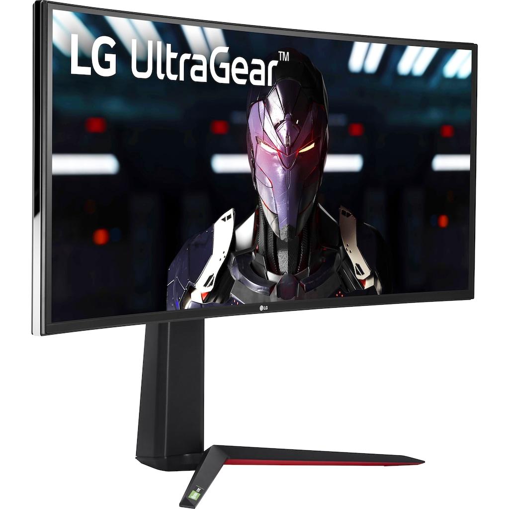 "LG Gaming-Monitor »UltraGear™ 34GN850-B«, 87 cm/34 "", 3440 x 1440 px, UWQHD, 1 (GtG) ms Reaktionszeit, 144 Hz"