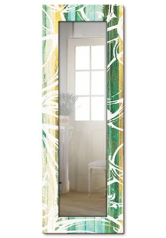 Artland Wandspiegel »Ornamente im modernen Stil«, gerahmter Ganzkörperspiegel mit... kaufen