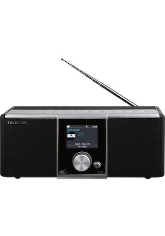 TELESTAR Radio, Internetradio, DAB+, UKW, USB, Bluetooth, Hybridradio »S 20i« kaufen