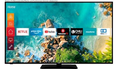 "Telefunken LED-Fernseher »D58U553M1CW«, 146 cm/58 "", 4K Ultra HD, Smart-TV kaufen"