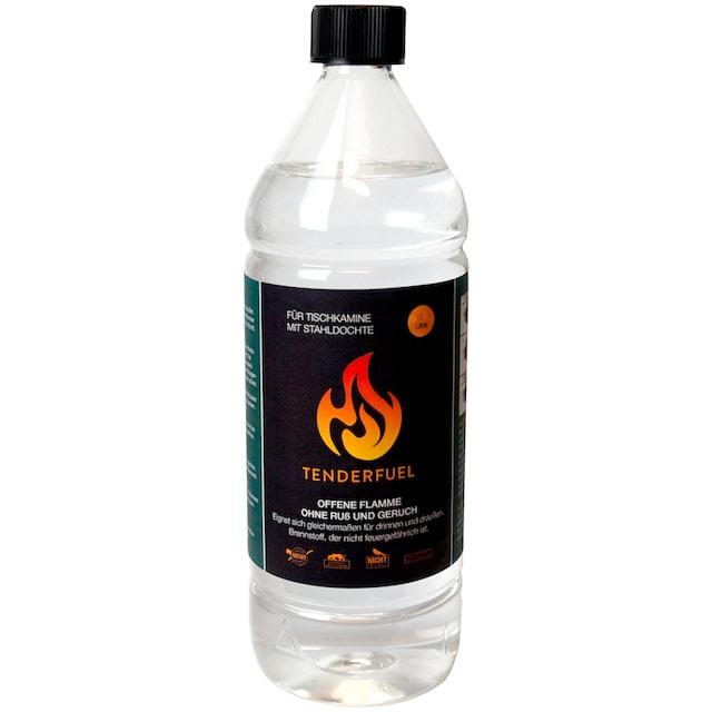 TENDERFLAME Sicherheitsbrennstoff »Tenderfuel«, geeignet für Tenderflame Tischfeuer, 1 L