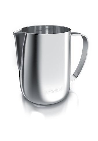 Arendo Edelstahl Milchkännchen 600 ml mit Messskala kaufen