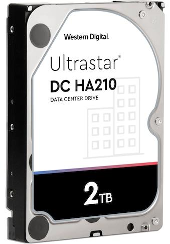 Western Digital »Ultrastar DC HA210 2TB« HDD - Festplatte 3,5 '' kaufen