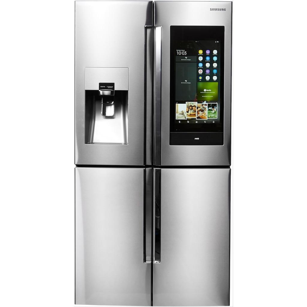 Samsung Multi Door »RF56N9740SR/EF«, RF56N9740SR, 182,5 cm hoch, 90,8 cm breit, No Frost