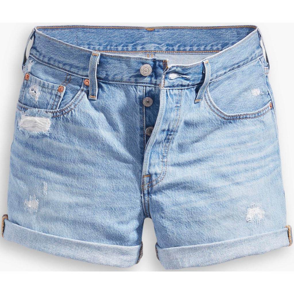 Levi's® Jeansshorts »501 Destroy-Shorts«