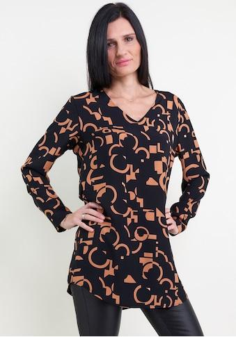 Seidel Moden Blusenshirt, in Tunikaform, Made in Germany kaufen