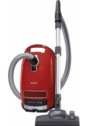 Miele Bodenstaubsauger Complete C3 Red EcoLine, 550 Watt, mit Beutel kaufen