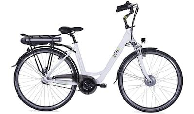 LLobe E-Bike »Metropolitan JOY weiß 8Ah« kaufen