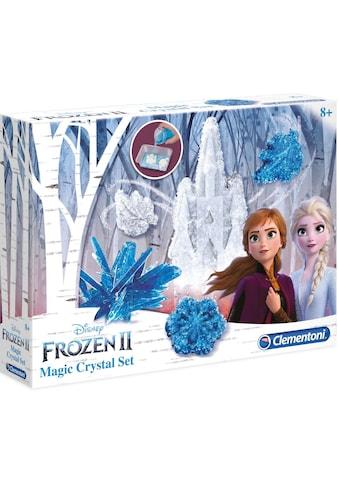 Clementoni® Experimentierkasten »Frozen 2 - Magische Kristalle«, Made in Europe kaufen