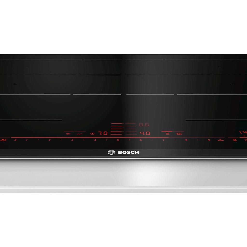 BOSCH Flex-Induktions-Kochfeld von SCHOTT CERAN®, PXY875DC1E, mit DirectSelect Premium