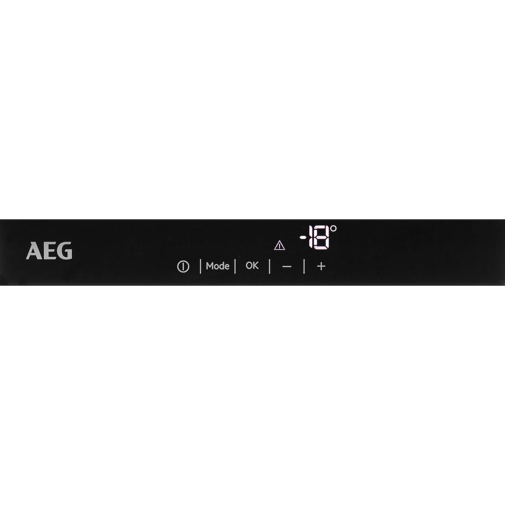 AEG Einbaugefrierschrank »ABE888E1LF«, 87,3 cm hoch, 55,6 cm breit