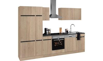 OPTIFIT Küchenzeile »Roth«, mit E-Geräten, Breite 300 cm kaufen