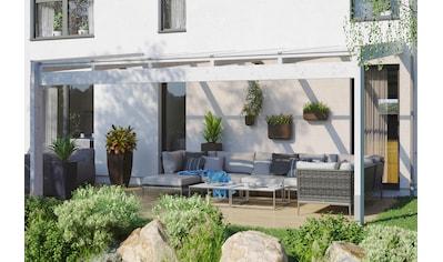 Skanholz Terrassendach »Novara«, BxT: 557x309 cm kaufen