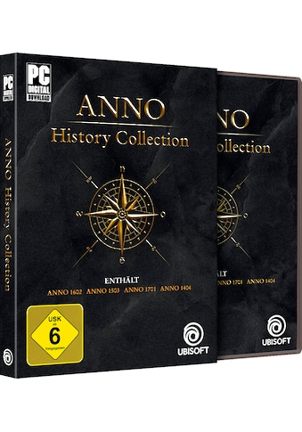 ANNO History Collection PC kaufen