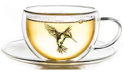 Creano Thermoglas »Hummi«, (1 tlg.), Teetasse kaufen