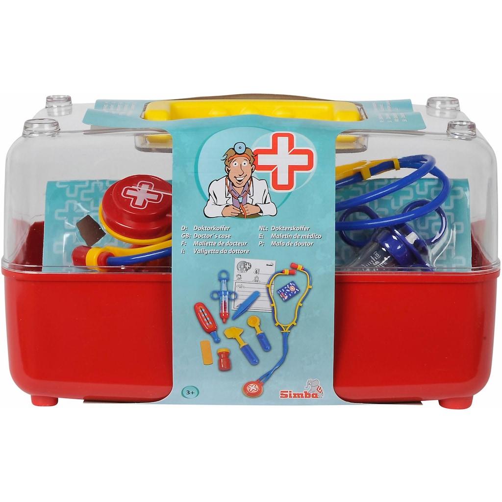SIMBA Spielzeug-Arztkoffer »Doktorkoffer«