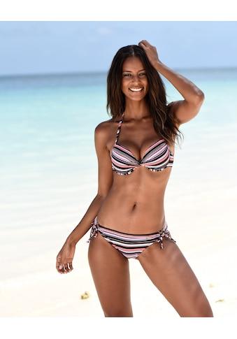 LASCANA Bikini-Hose »Voss«, in trendigem Design kaufen