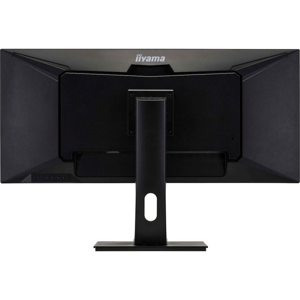 "Iiyama Gaming-Monitor »ProLite XUB3493WQSU-B1«, 86,7 cm/34 "", 3440 x 1440 px, UWQHD, 4 ms Reaktionszeit, 75 Hz"