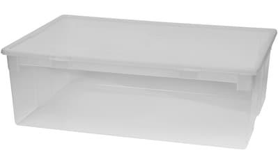 KREHER Aufbewahrungsbox »27 Liter, mit Deckel« kaufen