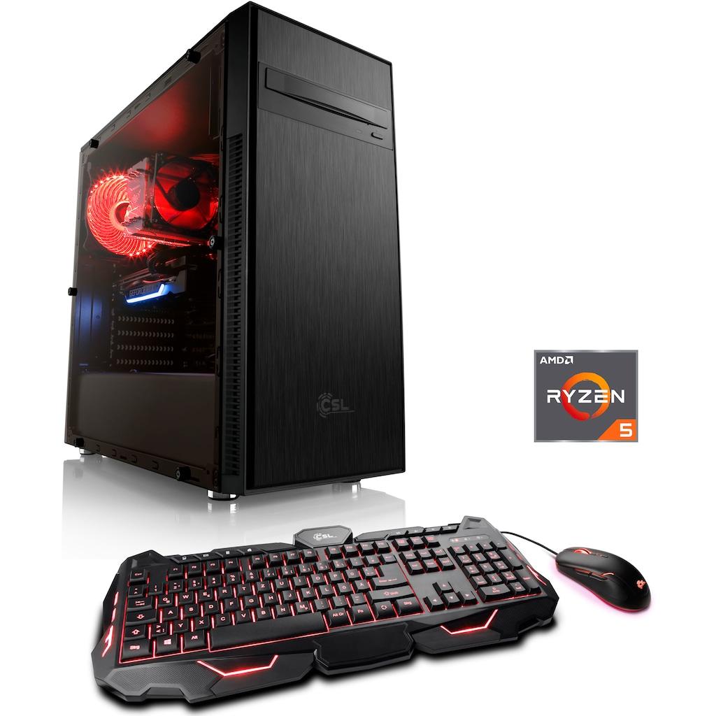 CSL Gaming-PC »Sprint V8110 Windows 10«