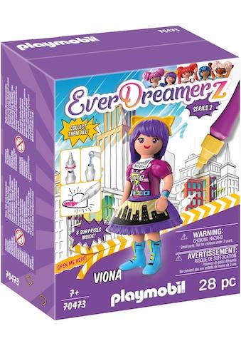 Playmobil® Konstruktions-Spielset »Viona - Comic World (70473), EverDreamerz«, (28... kaufen
