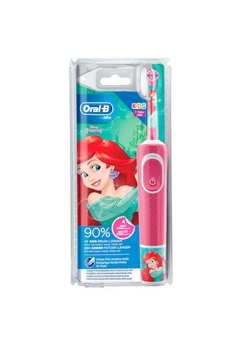 Oral B Elektrische Kinderzahnbürste »Disney Princess«, 1 St. Aufsteckbürsten kaufen