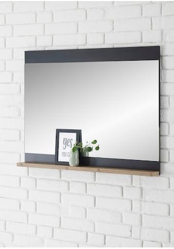 my home Wandspiegel »Bruegge«, mit einer dekorativen Rahmenoptik kaufen