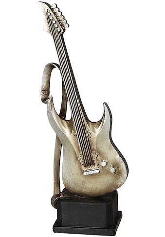 Ambiente Haus Dekofigur »Gitarre Figur S« kaufen