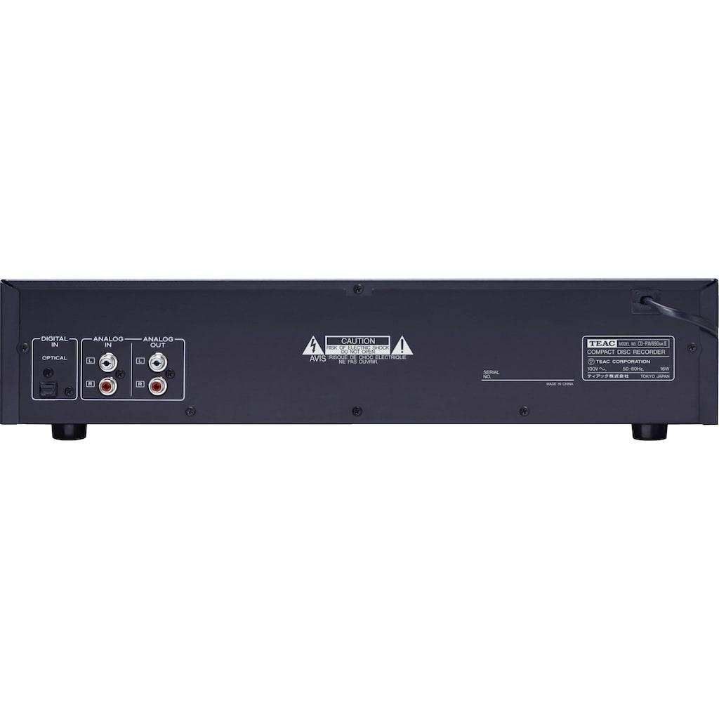 TEAC CD-Player »CD-RW890MKII«