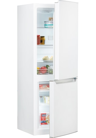 Hanseatic Kühl - /Gefrierkombination, 143 cm hoch, 49,5 cm breit kaufen