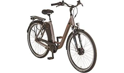 "Prophete E - Bike »GENIESSER City E - Bike 28""«, 7 Gang Shimano Nabenschaltung, Frontmotor 250 W kaufen"