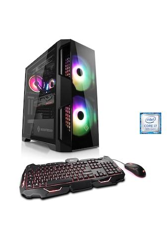 CSL Gaming-PC »HydroX T9782 Wasserkühlung«, Core i7-9700F | GeForce GTX 1650 | 16 GB... kaufen