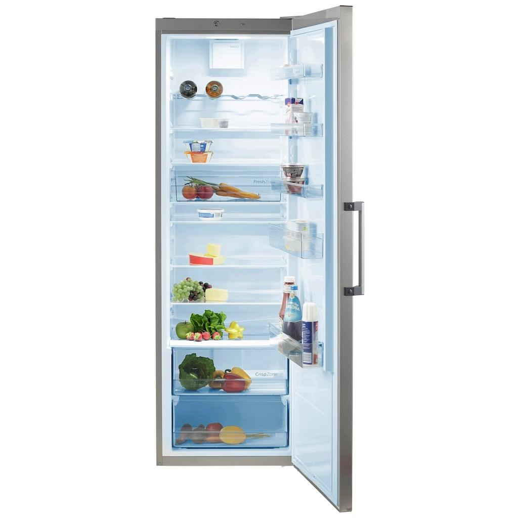 GORENJE Vollraumkühlschrank, 185 cm hoch, FreshZone-Schublade, Großraum!