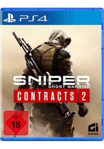 Koch Media Spiel »Sniper Ghost Warrior Contracts 2«, PlayStation 4 kaufen