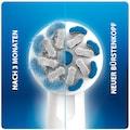 Oral B Elektrische Zahnbürste PRO 1 200, Aufsteckbürsten: 1 Stk.
