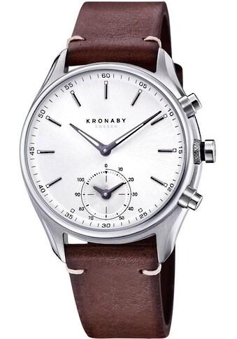 KRONABY Smartwatch »Sekel, S0714/1« ( kaufen