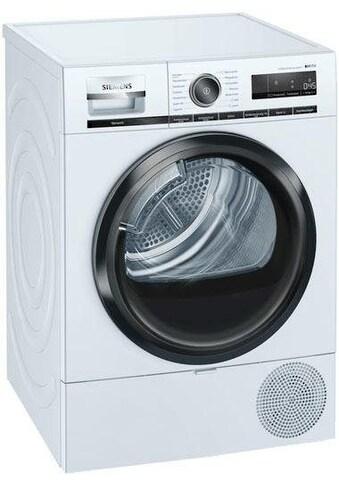 SIEMENS Wärmepumpentrockner iQ700 WT47XMA1, 8 kg kaufen