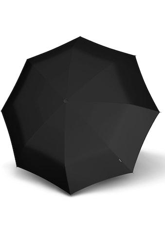 Knirps® Stockregenschirm »T.900 Exta Long Automatic, black« kaufen