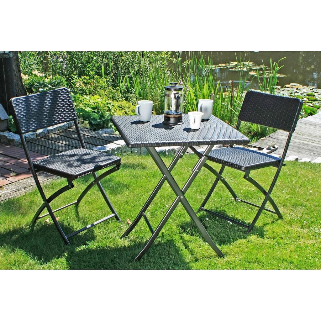Garden Pleasure Gartenmöbelset »VENTANA«