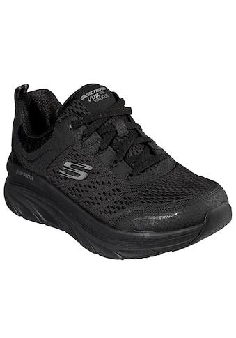 Skechers Sneaker »D´Lux Walker«, mit Relaxed Fit-Ausstattung kaufen