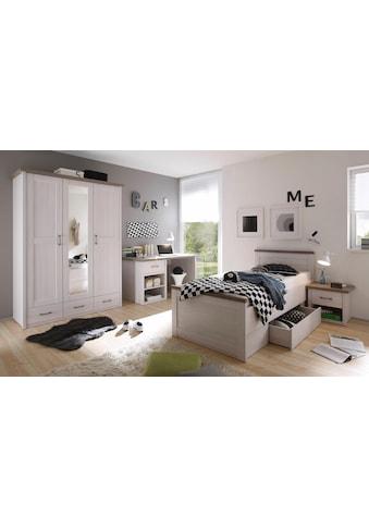 Begabino Jugendzimmer-Set »Luca«, (Set, 4 St.) kaufen