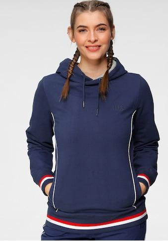 H.I.S Sweatshirt »Athleisure Hoody«, Große Größen kaufen