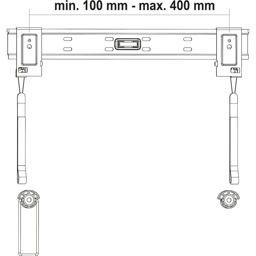 Schwaiger TV Wandhalterung mit 1.45 cm Wandabstand