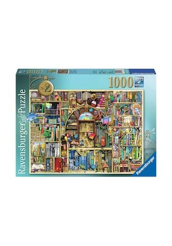 Ravensburger Puzzle »Magisches Bücherregal Nr. 2«, Made in Germany, FSC® - schützt... kaufen