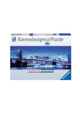 Ravensburger Puzzle »Leuchtendes New York«, Made in Germany, FSC® - schützt Wald -... kaufen