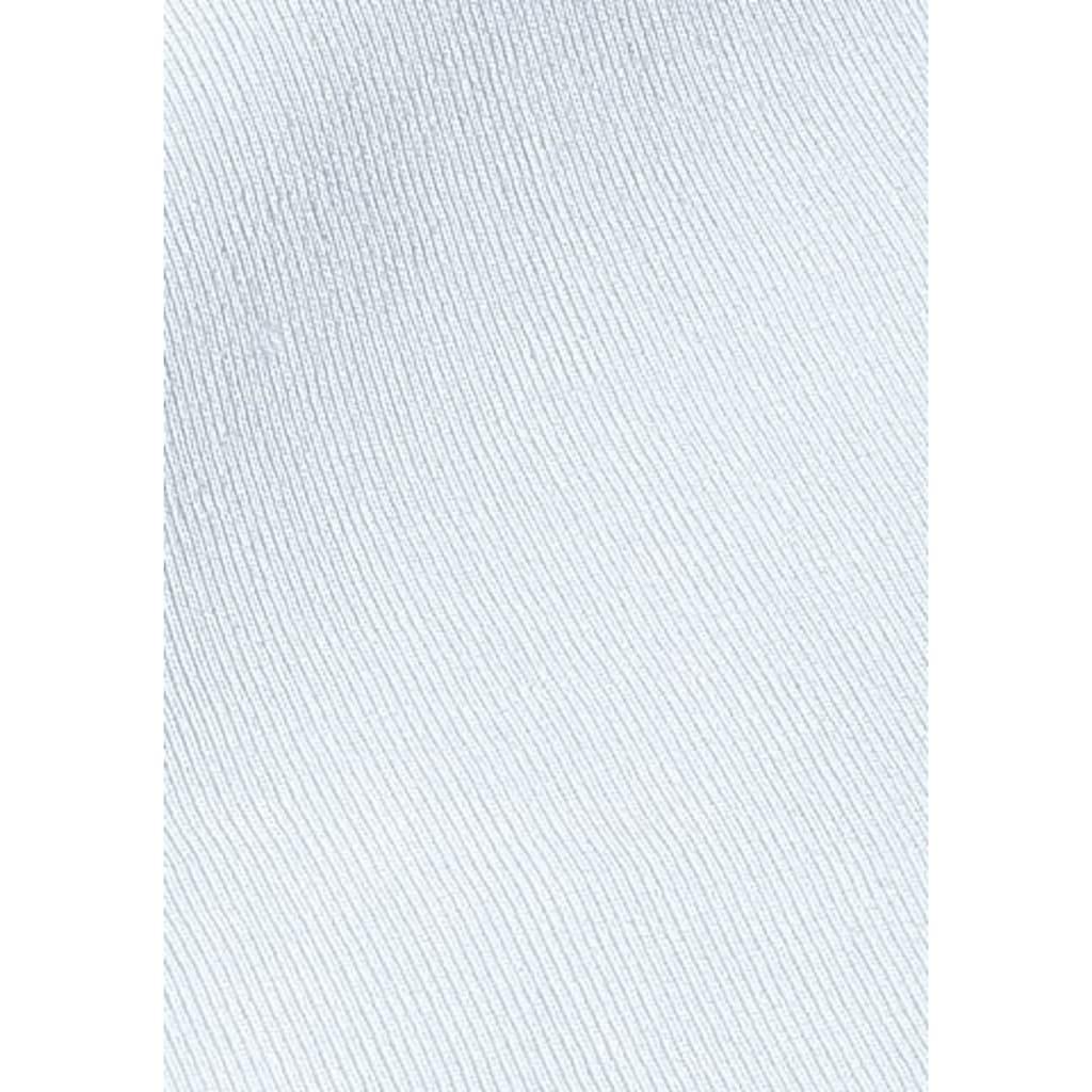 H.I.S Langarmshirt, mit Knopfleiste vorn