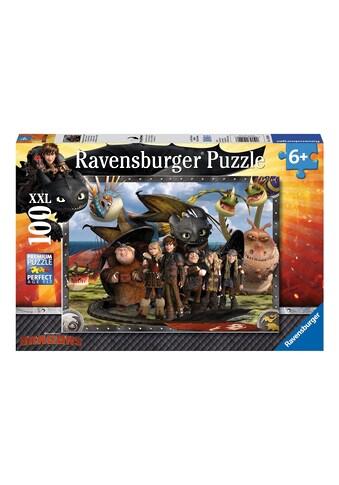 Ravensburger Puzzle »Dragons, Ohnezahn und seine Freunde«, Made in Germany, FSC® -... kaufen