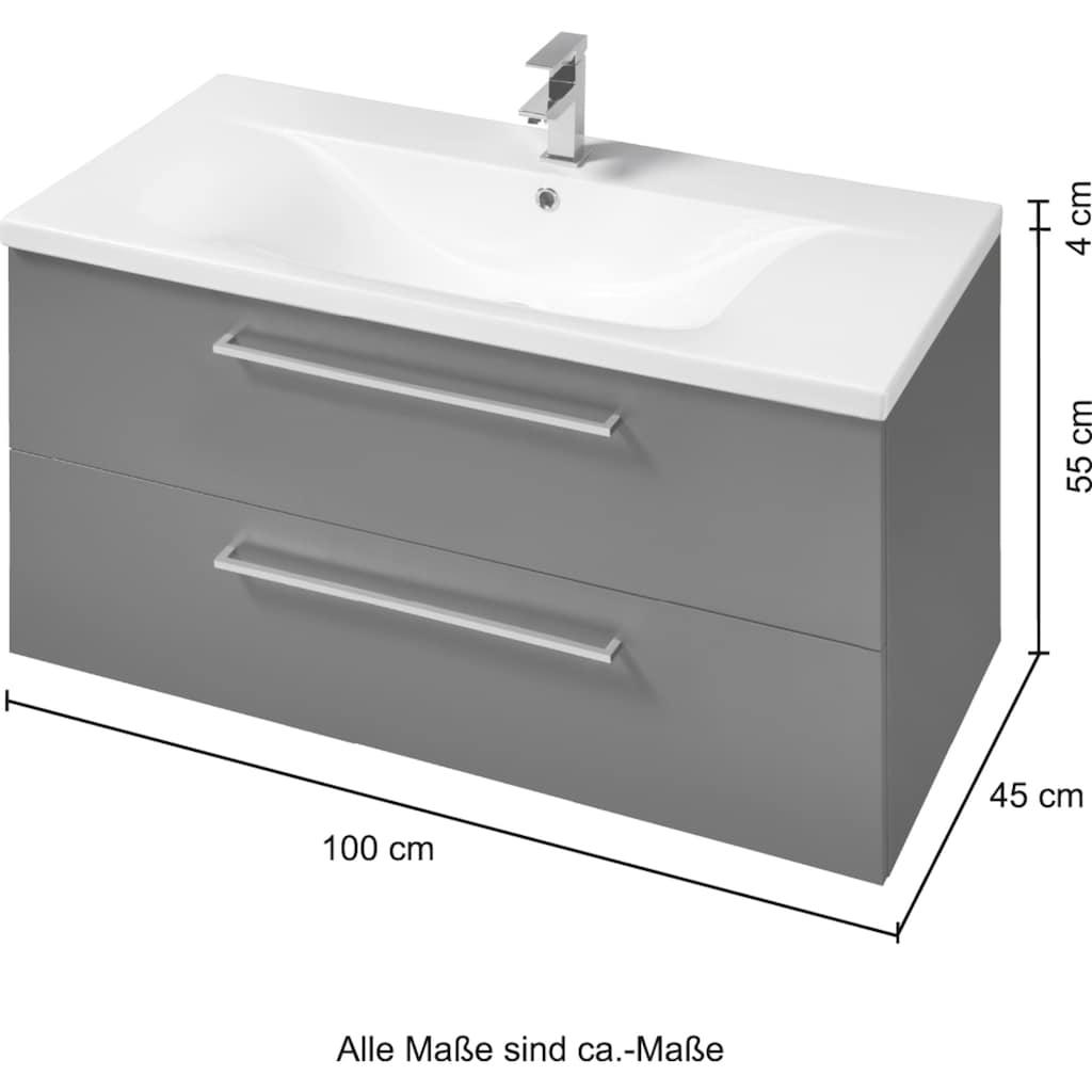welltime Waschtisch »Torino«, Breite 100 cm